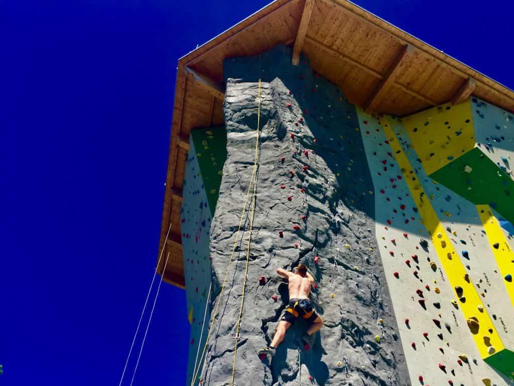 IMG 3593 1024x768 - Kletterstart nach einer Pause – Tipps wie der Einstieg gelingt