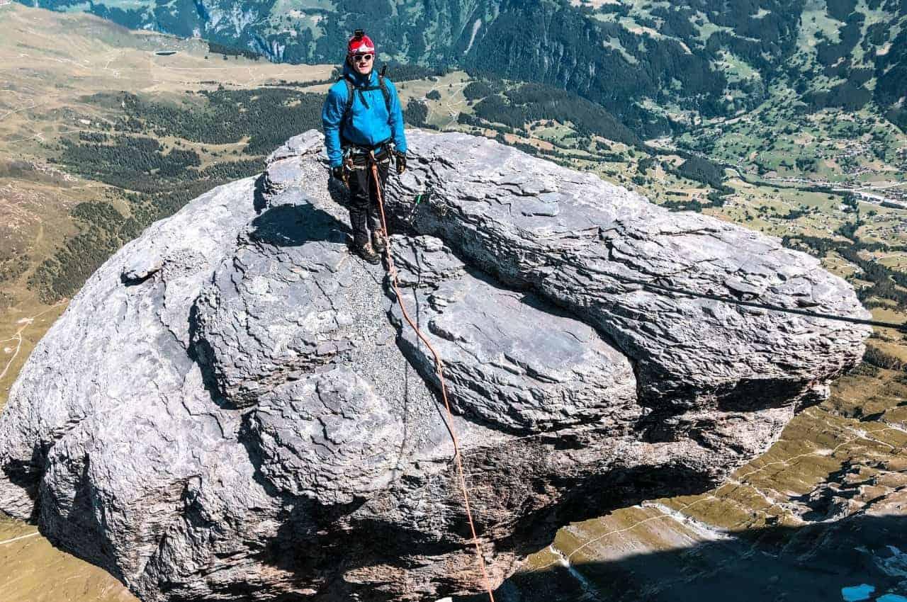 Titelbild Sicherungspraxis beim Bergsteigen - Sicherungspraxis beim Bergsteigen