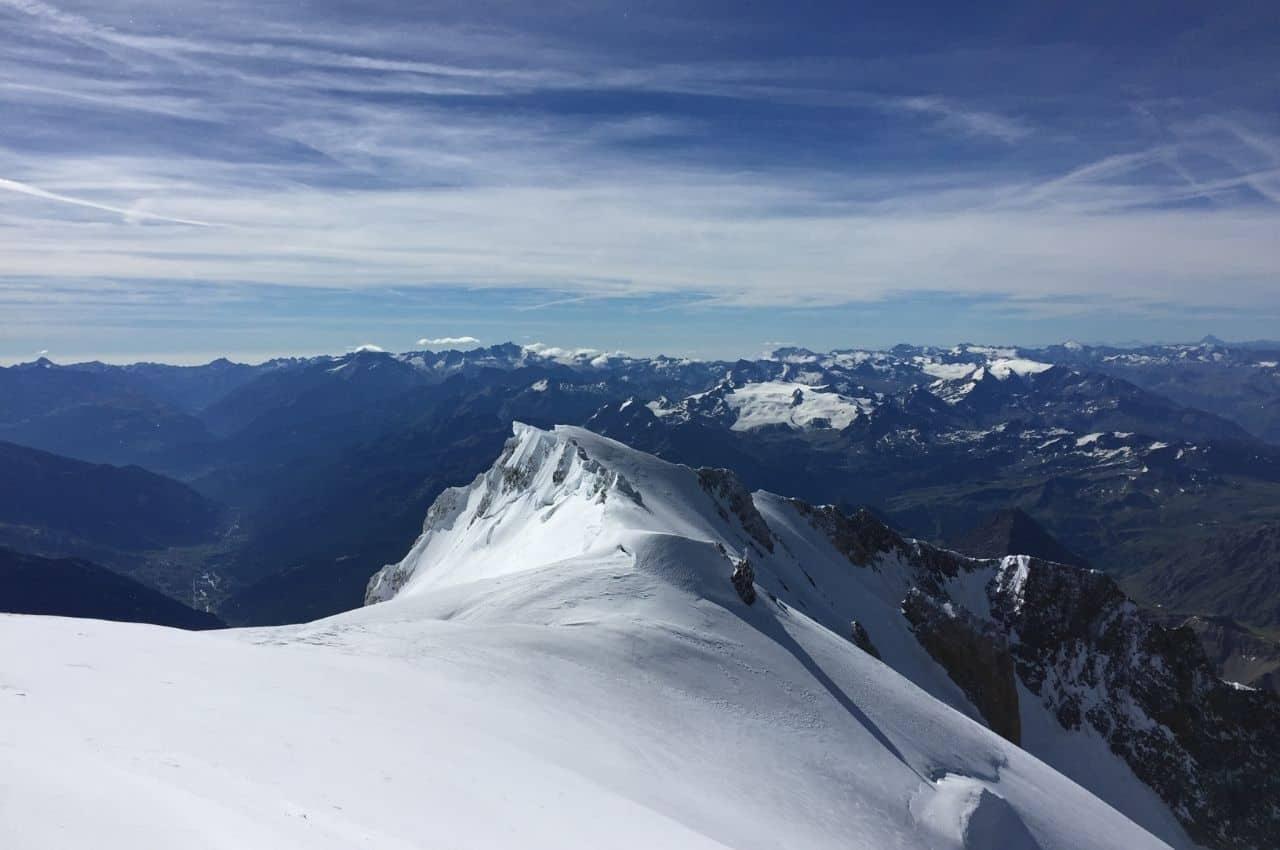 Titelbild Mont Blanc - Mont Blanc - Zum höchsten Berg in den Alpen