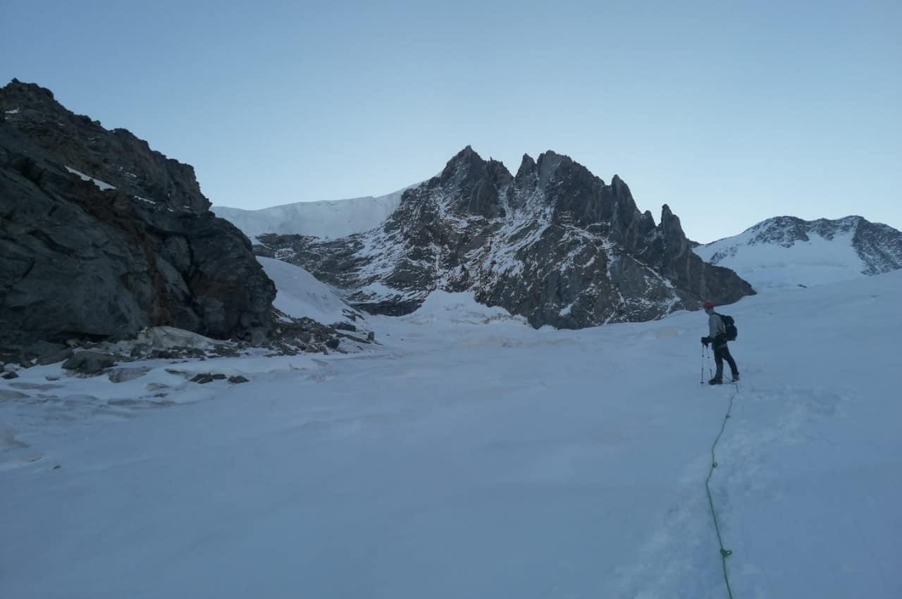 Titelbild Ausbildungswoche Auf dem Weg zum Bergsteiger - Ausbildungswoche - Auf dem Weg zum Bergsteiger