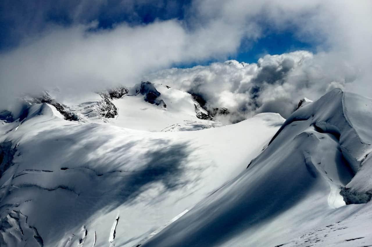 Titelbild Hochtourenwoche in der Schweiz - Hochtourenwoche in der Schweiz