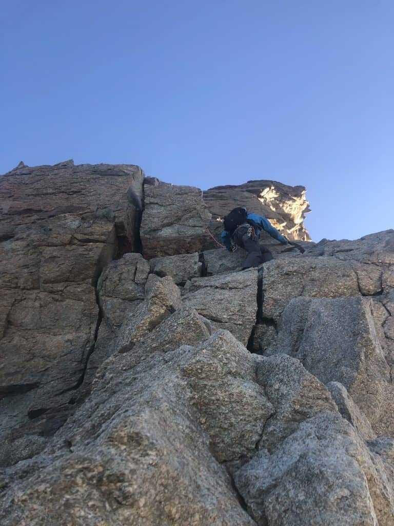 IMG 3734 e1538324925399 768x1024 - Kletterstart nach einer Pause – Tipps wie der Einstieg gelingt