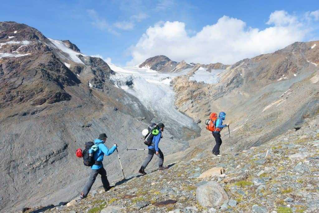 ortlr sued 0026 1024x683 - Seilschaft beim Bergsteigen – deine Partner am Berg
