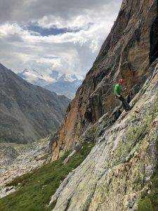 IMG 3781 225x300 - Einsatz von Seilen beim Bergsteigen