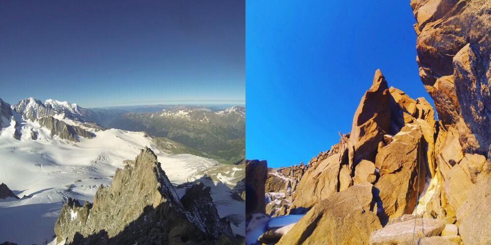 Bild - Einstieg in die Klettersaison