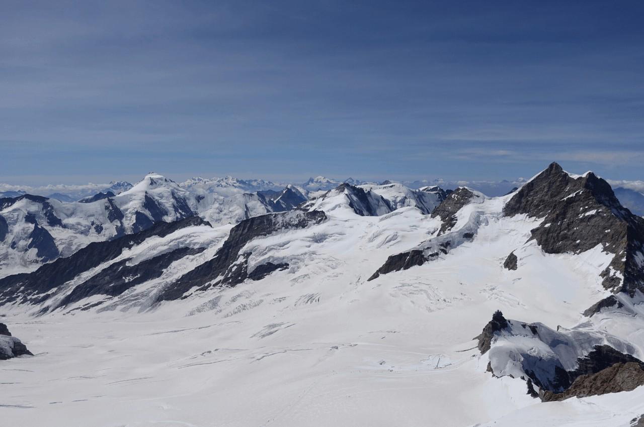 Titelbild Touren im Berner Oberland - Meine erste Tour im Berner Oberland