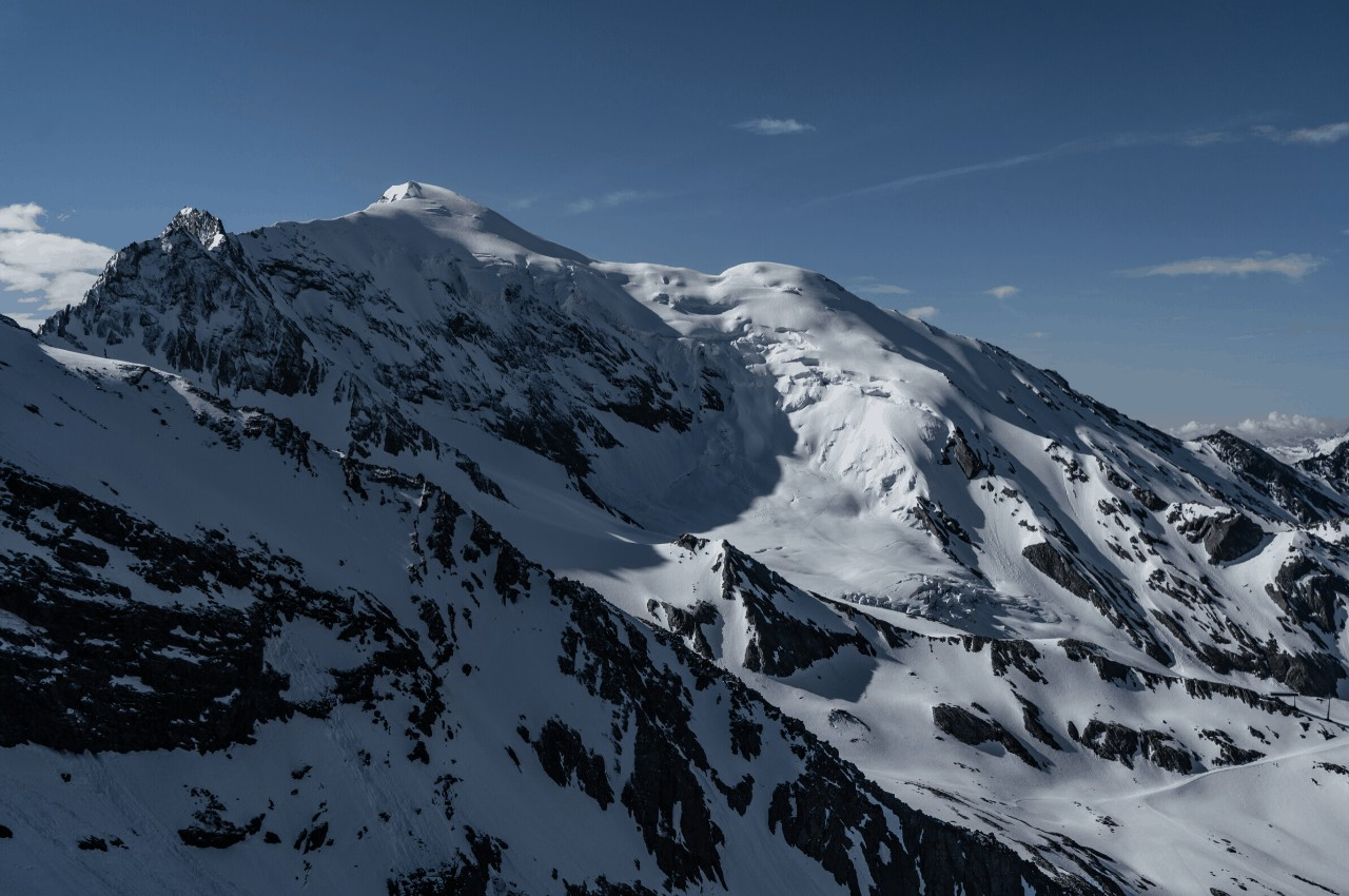 Titelbild einfache 4000er - Einfache 4000er in den Alpen – weitere Berge