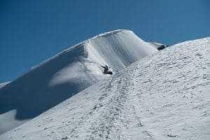 DSC01433 300x200 - Gipfelgrat zum Weissmies