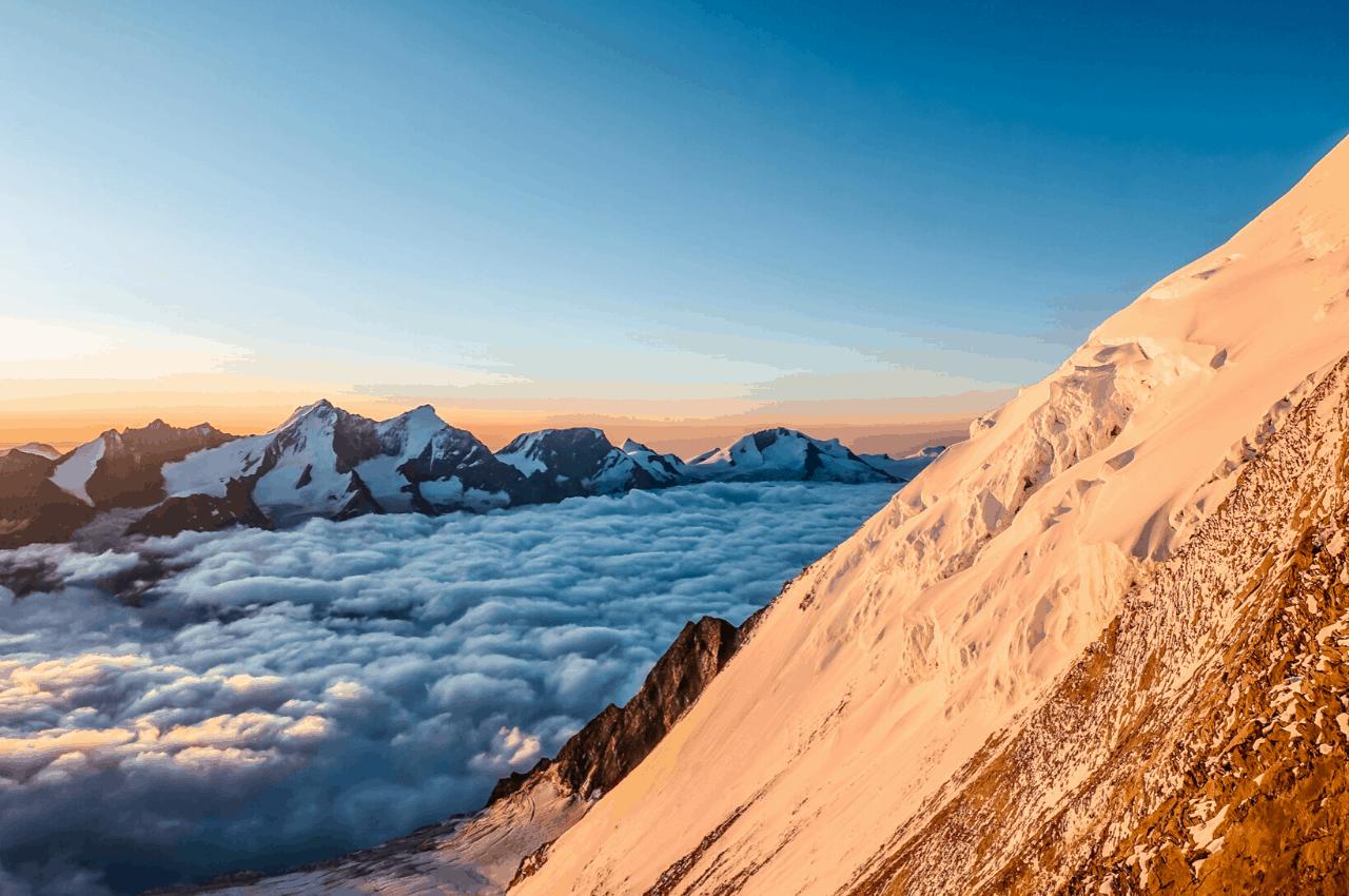 Bergsteigen erste Schritte Titelbild - Bergsteigen – Erste Schritte