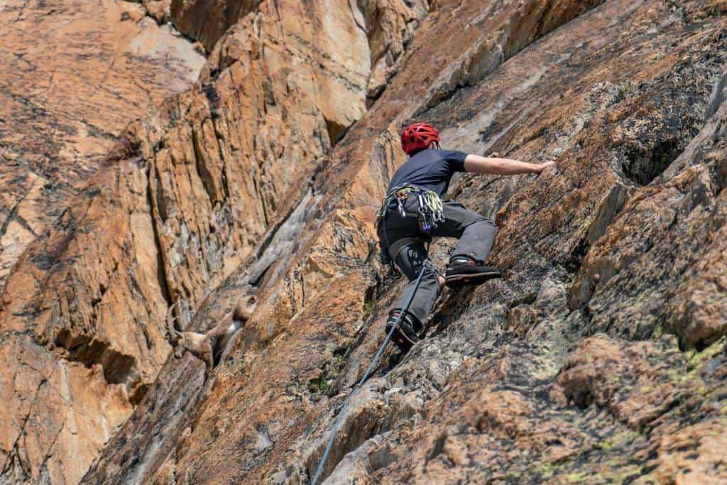 DSC01161 1024x683 - Kletterstart nach einer Pause – Tipps wie der Einstieg gelingt