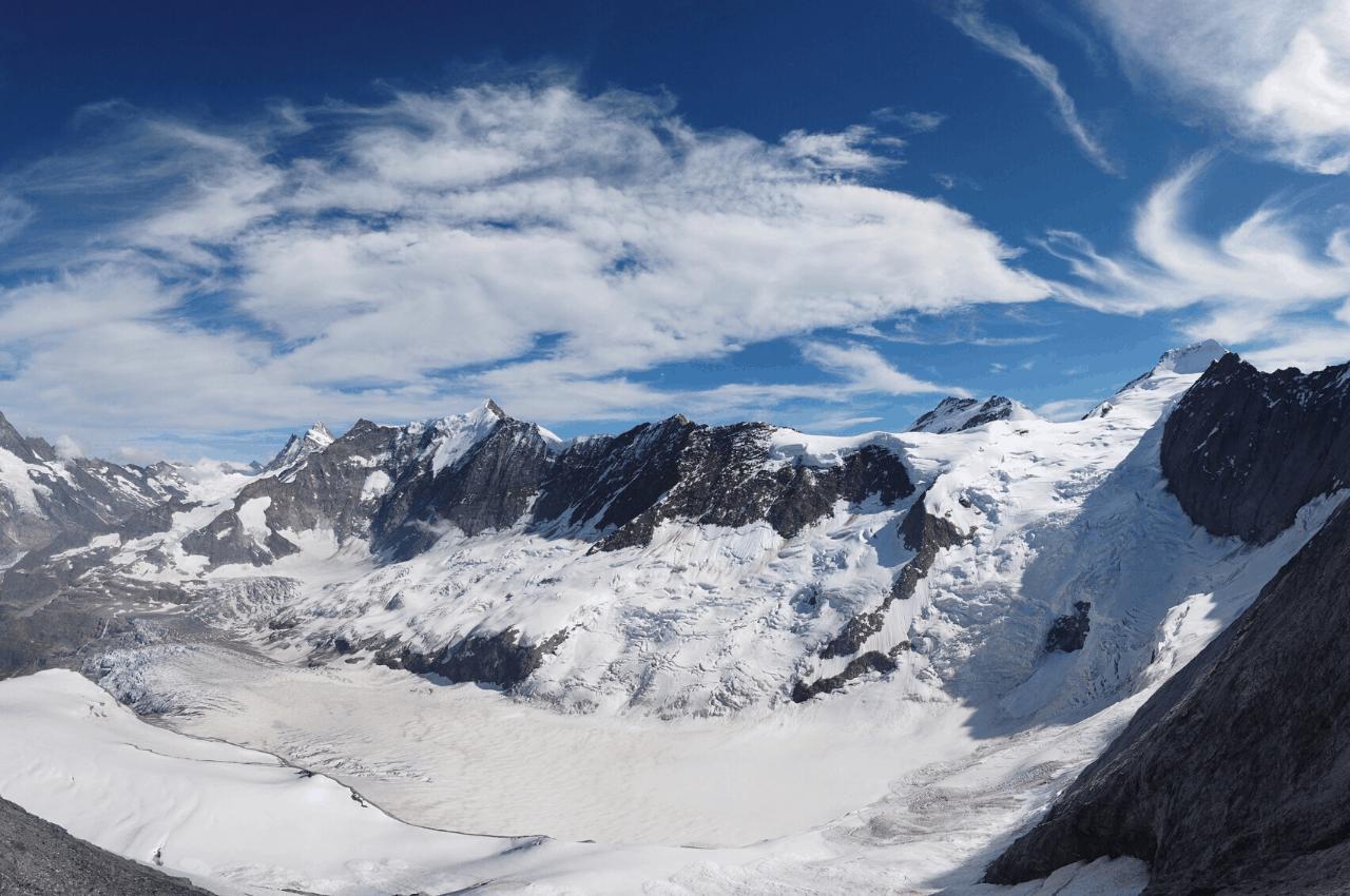 Titelbild Berner Oberland - Berner Oberland - Heimat von Eiger, Mönch und Jungfrau