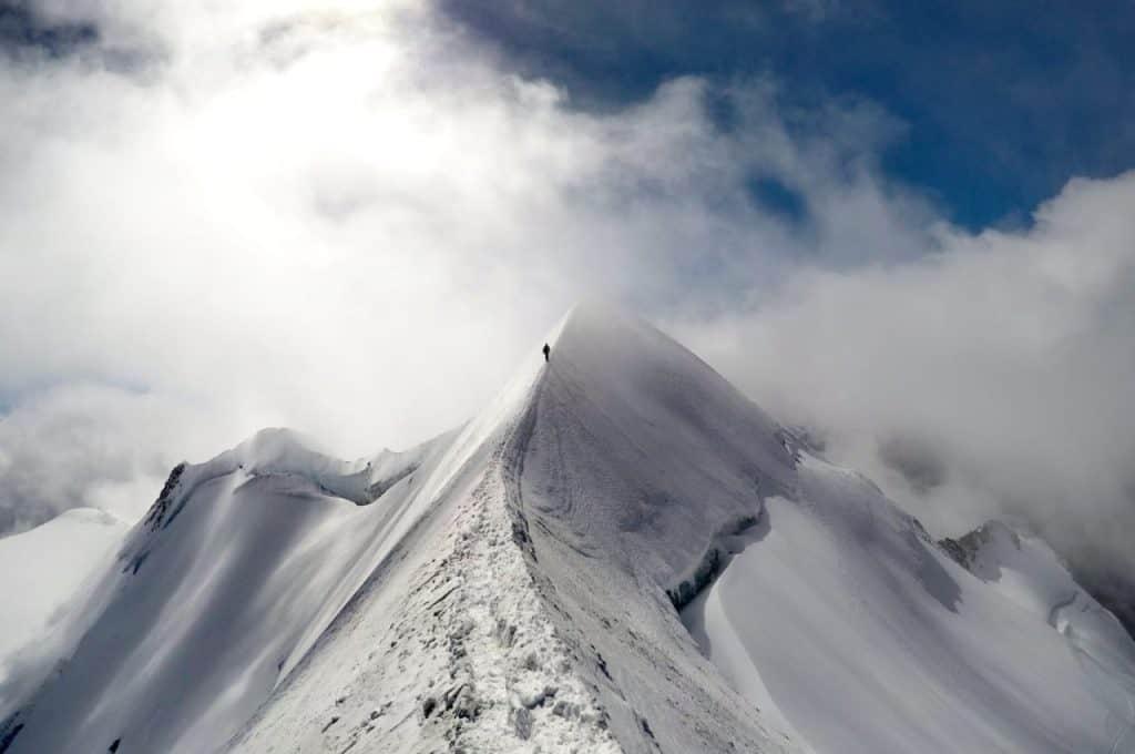 Titelbild Castor 1024x680 - Mentale Stärke am Berg - Was zählt am Berg?