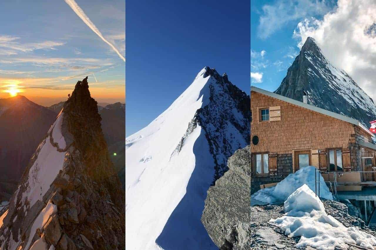 Hochtouren in der Schweiz