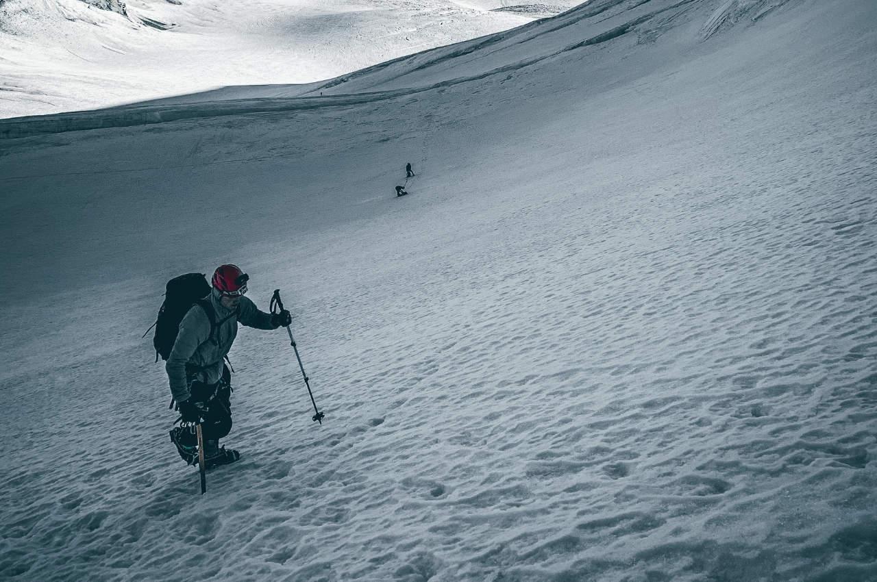 Bergsteigen in der Schweiz zu Zeiten von Corona