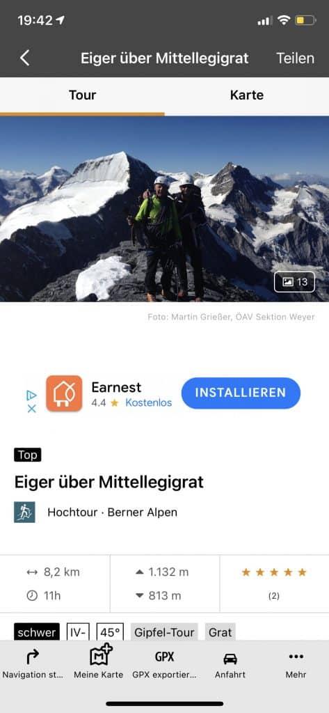 IMG 9528 473x1024 - Die besten Apps für Bergsteiger