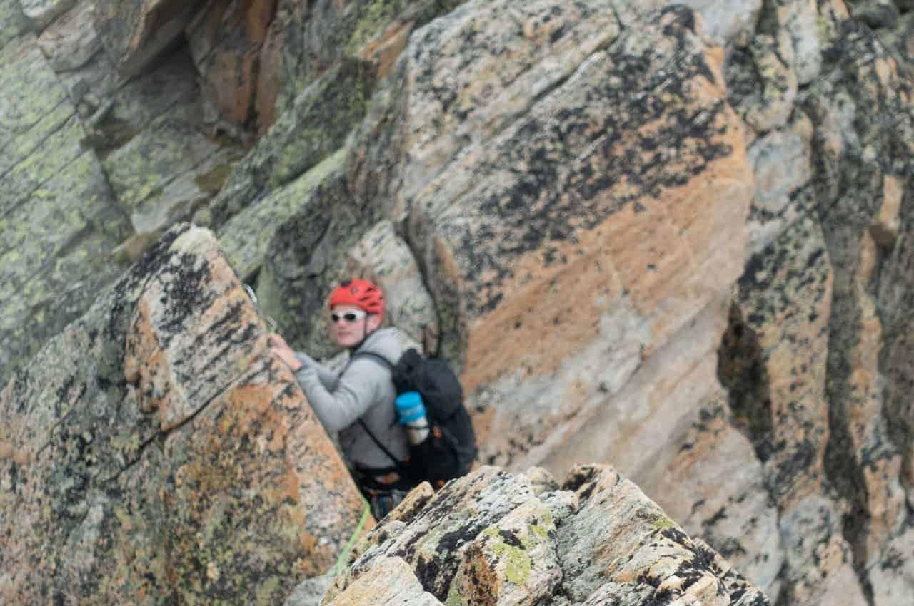 Apps beim Bergsteigen für die Planung von Touren