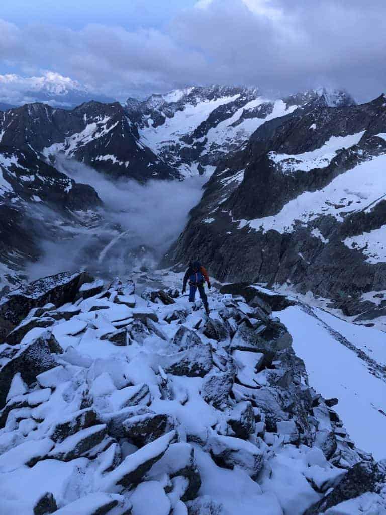 IMG 9917 1 768x1024 - Aletschhorn – Erster 4000er 2021