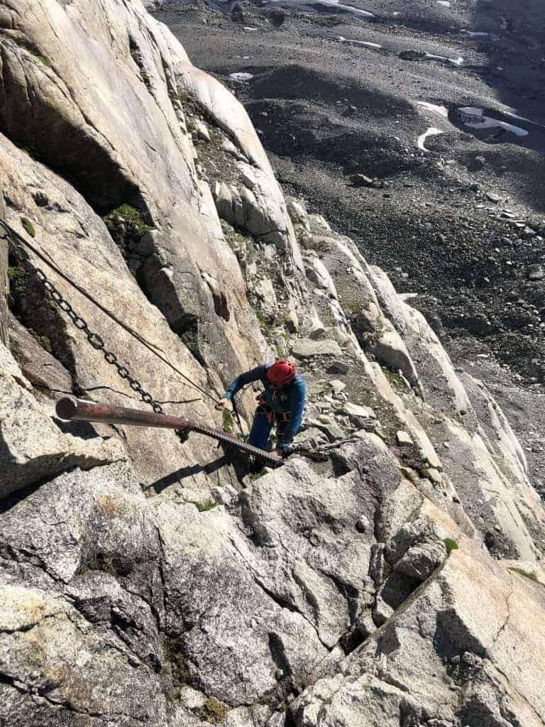 IMG 9976 768x1024 - Aletschhorn – Erster 4000er 2021