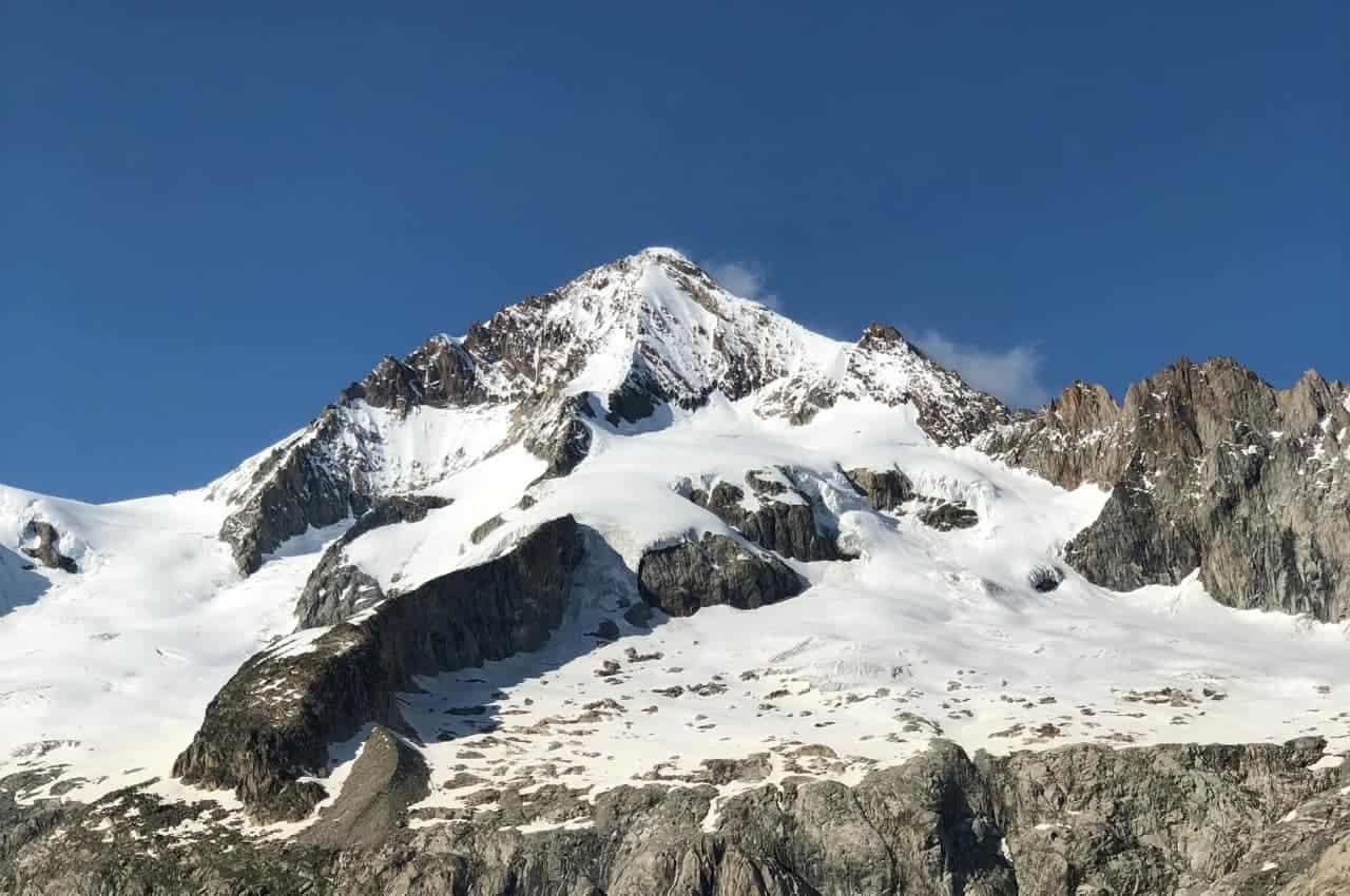 Aletschhorn - Bergsteigen im Berner Oberland