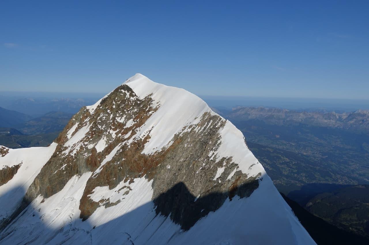 Aiguille de Bionnassay - Bergsteigen in Frankreich